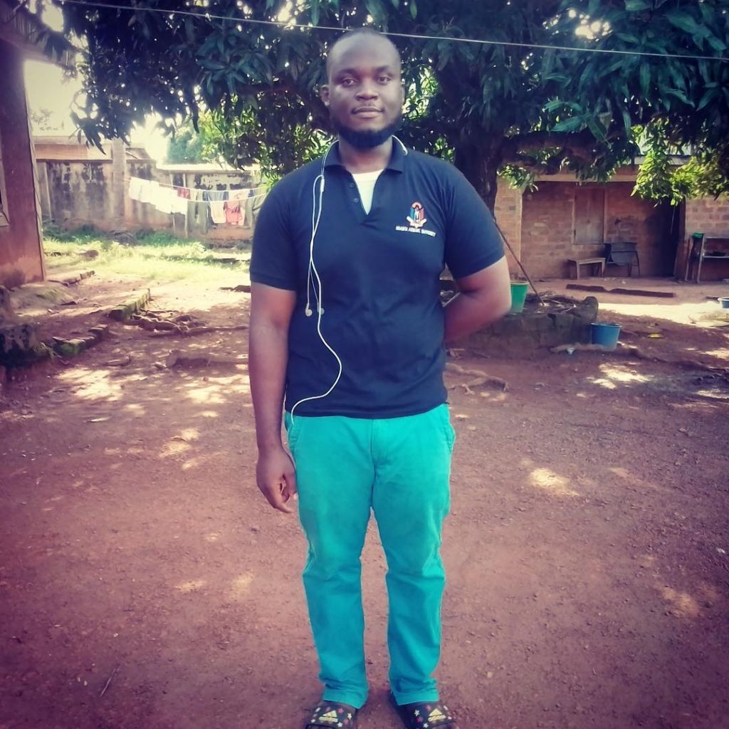 I lost breath and was struggling to survive - Humans of Nigeria